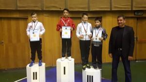 Шампион на България 15.10.2016 г.
